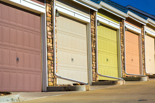 Deciding What Colour of Garage Door to Get for Your Home