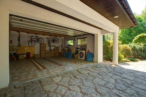 Seven Tips on Getting Your Garage Organized