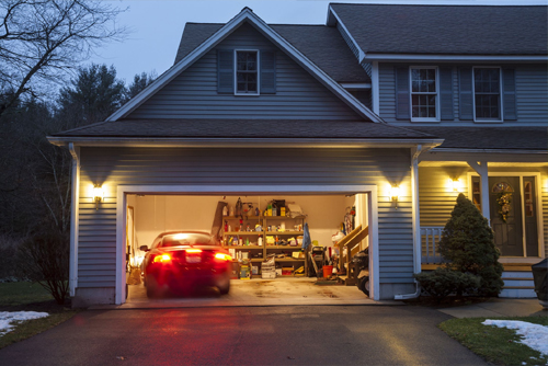Six Tips to Ensure Your Garage is Secure