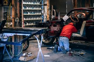 Stinky Garage Doors Treatment - RW Doors