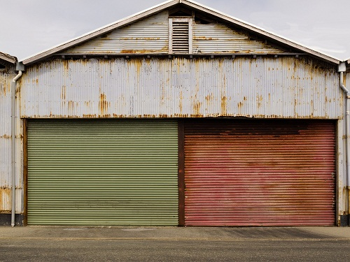 A Brief History of Garage Doors