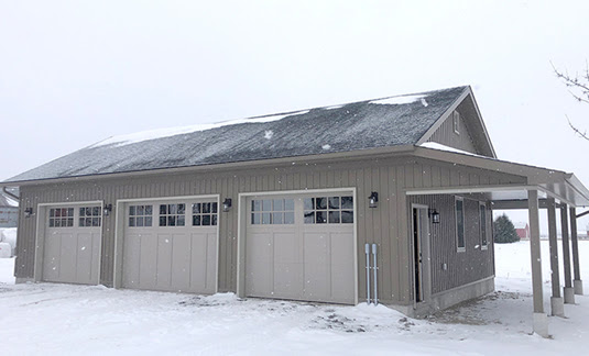 Tips to Get Your Garage Door and Garage Ready for Winter