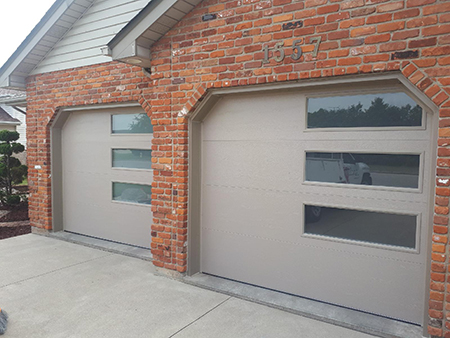 What Benefits Are There for Upgrading to an Insulated Garage Door?
