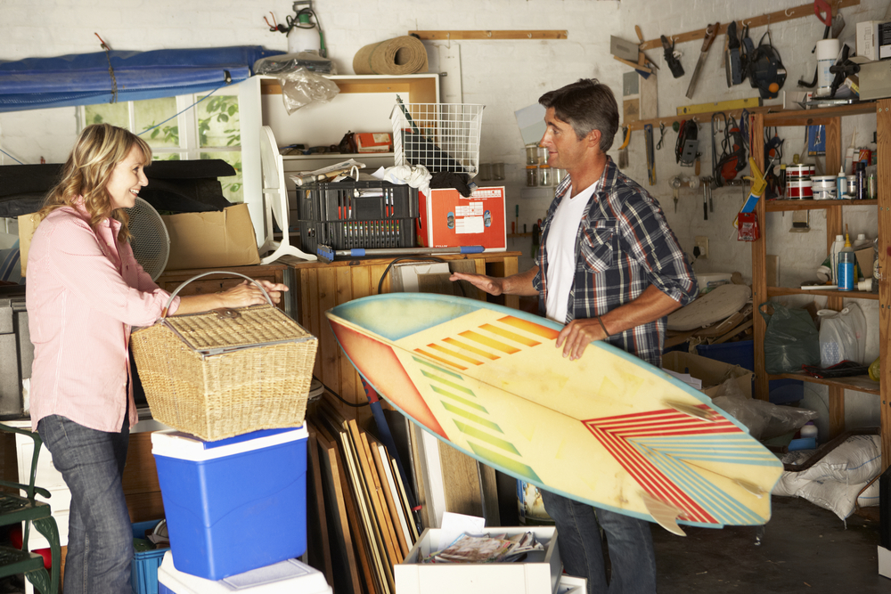 Tips and Tricks to Spring Clean Your Garage